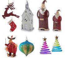 Dekoracje świąteczne, figurki i ozdoby