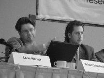 pracownicy firmy na konferencji