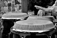 Gra na bongosach