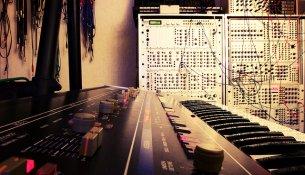 własne studio nagraniowe