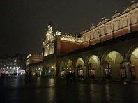 Kraków nocą
